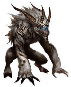 Gallery For gt Demonic Creatures