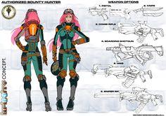 authorized bounty hunter bike | Infinity: Authorized Bounty Hunter (ITS 2014 ...