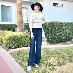How to style a wide-leg trouser on iHeartMarina.com #marinaberberyan   http://iheartmarina.com/how-to-style-the-wide-leg-trouser/