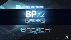 Daily First Win Bonus! Get double BP on your first win of the day. Tell your friends about Breach TD, available for free on the App Store! https://appsto.re/us/skgGW.i