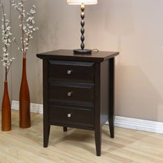 Coventry 3-drawer Nightstand - for my side of the bed?