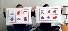 Misaki Kawai Pillowcase Set