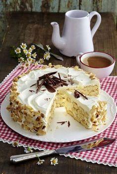 Malakoff-Torte auf LECKER.de.
