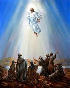Ye men of Galilee, why stand ye gazing up into heaven? this same Jesus, which is taken up from you into heaven, shall  so come in like manner as ye have seen him go into heaven. Acts 1:11