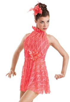 @alexisjensen this is pretty Embroidered Ribbon Mesh Dress -Weissman Costumes