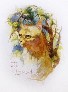Lionheart by Flame-of-inspiration.deviantart.com on @DeviantArt