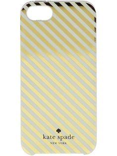 Kate Spade New York Diagonal Stripe Iphone 5 Case