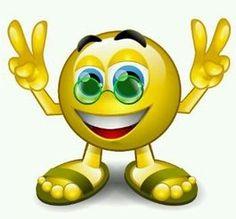Peace smile