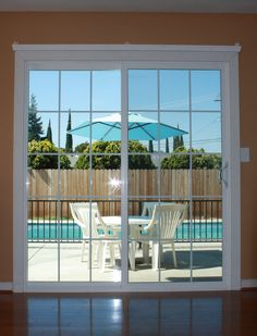 Our Patio Doors Diy D Jeld Wen 72 In X 80