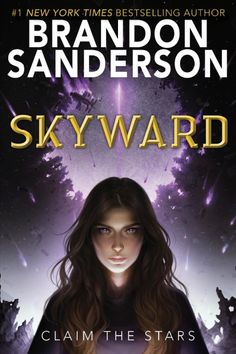 The dream of a girl to become a pilot might become reality due to an alien attack on her world. (SERIES) YA F SANDER Brandon SKY #book #fiction #ya #sciencefiction #war