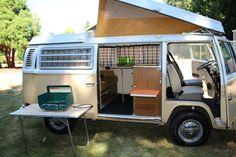 Volkswagen Bus Vanagon Campmobile
