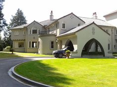 Casa Mia (Grey Mansion). The cast will be filming here on April 15. Fifty Shades Darker and Freed