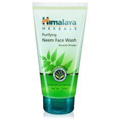 Amaaaazeballs!!!! Himalaya Herbal Purifying Neem Face Wash Ayurvedic