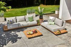 De Bora loungeset van Suns staat garant voor ultiem comfort en heerlijk relaxen. In de nieuwe trendkleur Terra Coral Mixed Weave staat deze prachtige loungeset te pronken in onze showroom!