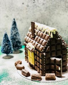 Chocolate House, Win A Trip, Mulled Wine, Gingerbread, Competition, Food Photography, Fire, Pop, Desserts