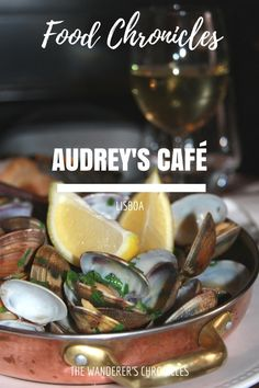 Restaurant review of Audrey's Café, in Lisbon. In the historical Alfama district this cozy restaurant serves authentic and delicious food with a Portuguese inspiration.