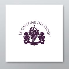 restyling logo: Le cantine dei Dogi