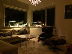 Verner Panton SP1, FlowerPot, Lounge Chair, vitra, eames. Superellips table,Piet Hein, Bruno Mathsson. Kasthall, Moss. Ire Möbler.