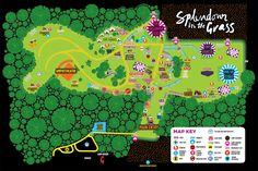 splendour map 2015!  www.byronbaycampinghire.com.au