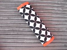 ~DESIGNER COMFY COUTURE~ SEAT BELT/STRAP COVERS FOR THE FAMILY TO ENJOY...Seat Belt Strap Cover Diamond Eye/Carrot on by Comfy Accessories