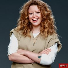 Natasha Lyonne's character Nicky Nichols in Orange is the New Black has to deal with her demons while she is locked up. Her addiction had developed into a destructive lifestyle. Nicky's personal life challenges lead her to pick up horrible habits that sent her on a spiraling path to Litchfield. She picks up healing with a sense of humor and gives and receives guidance to and from fellow prisoners during the first season.