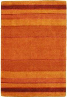 6'8 x 9'9 Orange Hand Tufted Wool Reproduction Gabbeh Rug by eSaleRugs, http://www.amazon.com/dp/B003WREV2G/ref=cm_sw_r_pi_dp_Vmgosb1SXNT8C