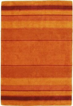 6'8 x 9'9 Orange Hand Tufted Wool Reproduction Gabbeh Rug by eSaleRugs, http://www.amazon.com/dp/B003WREV2G/ref=cm_sw_r_pi_dp_Vmgosb1SXNT8C