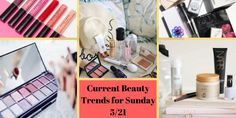 Pretty Top Current Beauty trends for Thursday #beauty #makeup #MOTD #bbloggers