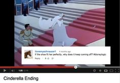 The 16 Funniest YouTube Comments On Disney Movie Clips