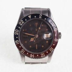 Vintage Rolex 6542 Gmt Master...