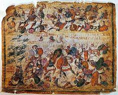 trojan war battle scene from the iliad
