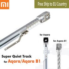 Customize Super Silent Electric Curtain Rails For Xiaomi Aqara