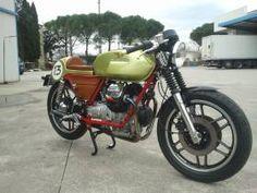 1978 Moto Guzzi V50 Cafe Racer