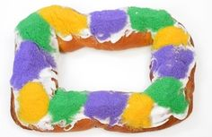 King of Carnival King Cake Package