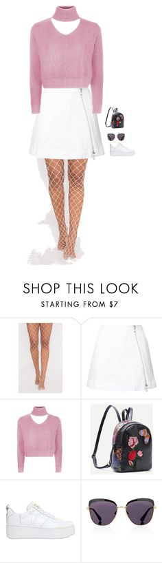 """""""Geen titel #1925"""" by voidpietro ❤ liked on Polyvore featuring Guild Prime, Topshop, Windsor Smith and Prada"""