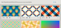 CSS Gradients with background-blend-mode, #Code, #CSS, #CSS3, #Free, #Gradient, #Resource, #Snippets, #Web #Design, #Development