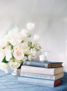 Gorgeous literary bridal inspiration | Photography: OMalley Photographers - omalleyphotographers.com