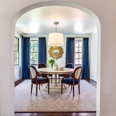 Dining Room by Steven Long - Interior Photography on http://roomreveal.com