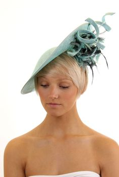 Image Detail for - ... feather spine, this is the fascinator equivalent of the BM204H above