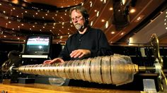 Sounds of a Glass Armonica. Composer William Zeitler plays a glass armonica, invented by Benjamin Franklin in 1761.