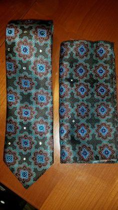 Swarovski Crystal Necktie w/matching pocket square!! Amazing Patterns! | Clothing, Shoes & Accessories, Men's Accessories, Ties | eBay!
