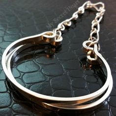 TEMEL HANDCUFF BRACELETS with Artisan Chain, Locking and Day Submissive Cuffs, Unisex, slave cuffs, bdsm & bondage cuffs, Made to Order 8866 by MySecretHeartJewelry on Etsy