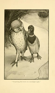 Myrtle Reed, The book of clever beasts; studies in unnatural history (1904) Illustrations by Peter Newell