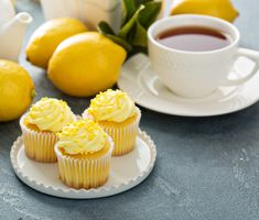 Discover tasty recipe ideas you can enjoy at home with delicious ingredients from Nisa& Heritage range. Baking Recipes, Cake Recipes, Dessert Recipes, Fairy Cakes, Mini Cupcakes, Cake Cookies, Limoncello, Tapas, Food To Make