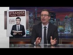 John Oliver Improves History by Peppering It with Incredibly Elaborate and Totally Ridiculous Lies | Oliver outfoxing Fox?
