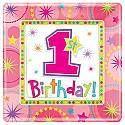 Bebeğinizin ilk yaş doğum günü kutlamasında size yardımcı olacak parti süslemeleri ve malzemeleri sitede mevcuttur incelemeden karar vermeyiniz.
