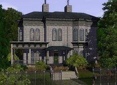 Mod The Sims - Quedlinburg – Abandoned House