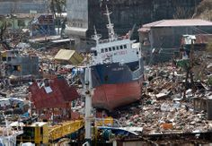 Super Typhoon Haiyan Devastates the Philippines - In Focus - The Atlantic