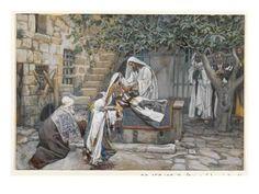 Miracles of Jesus: Resurrection of Jairus' Daughter Images Bible, Bible Pictures, Art Images, Bible Photos, Life Of Jesus Christ, Jesus Christ Images, Gustave Dore, Catholic Mass Readings, Catholic Bible