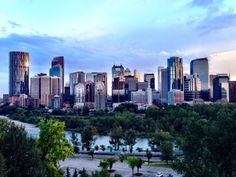 The Rundle Ruins, the Peace Bridge, Crescent Heights and Scotsman& Hill are among some of the best spots to take photos in Calgary. Calgary, The Places Youll Go, Places To Go, Canada Day Fireworks, Alberta Travel, Canadian Travel, Belle Villa, Alberta Canada, Landscape Photos